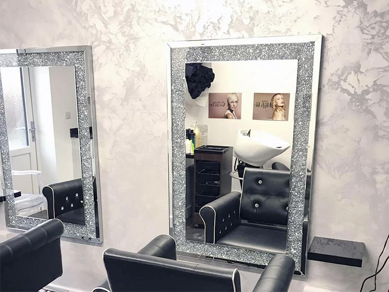 Finished salon build