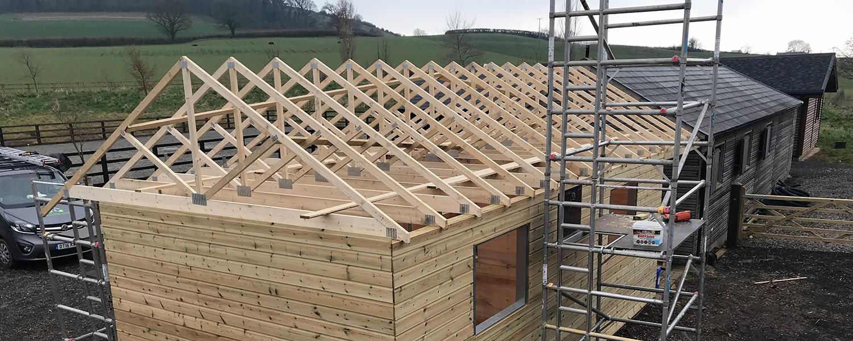 Stable block build
