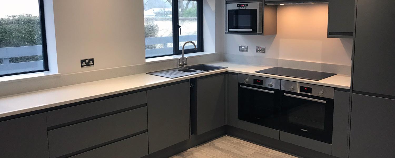 New kitchen and utility room refurbishment